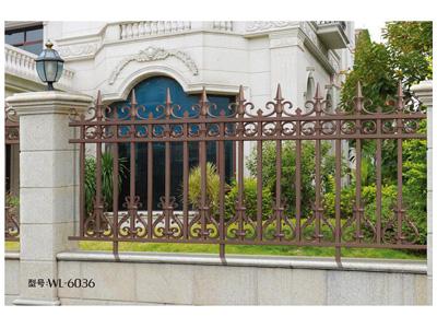 吉林石家庄铸铝护栏