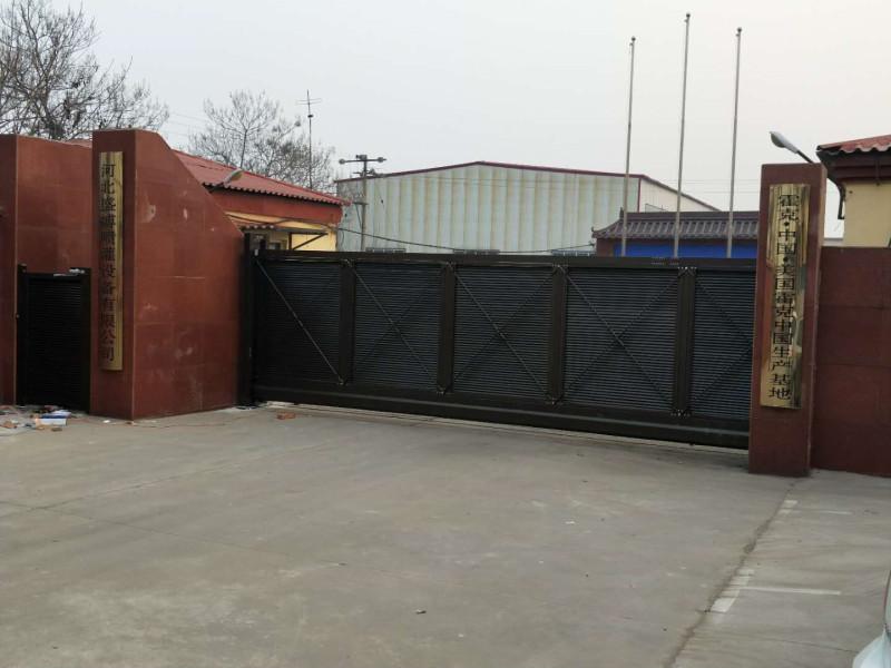 沧州悬浮门安装实例